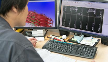 募集要項|管理部門 CADによる図面作成管理、現場管理等