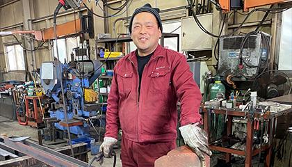 募集要項|製造部門 鉄骨加工と製作